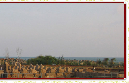 Tourist Places in Mahabalipuram