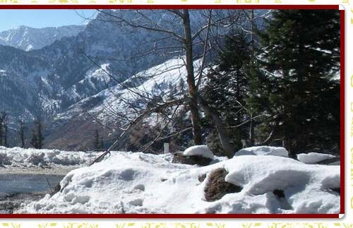 Tourist Places in Manali