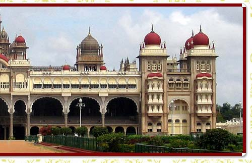 Tourist Places in Mysore