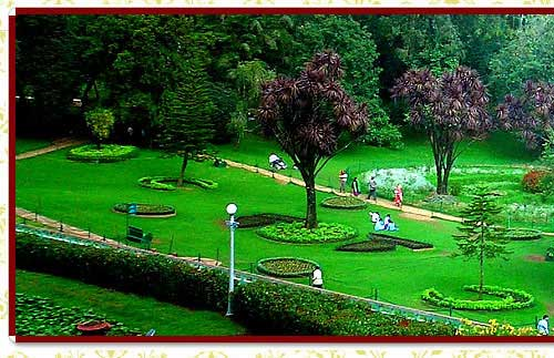 Ooty Tourist Places